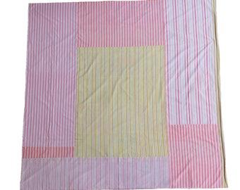 Flora Stripes  ~ picnic, summer , modern decor