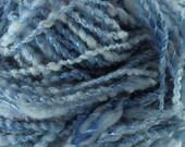 Lacustre: art yarn handspun