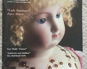 Doll Artisan magazine; March 1997 issue