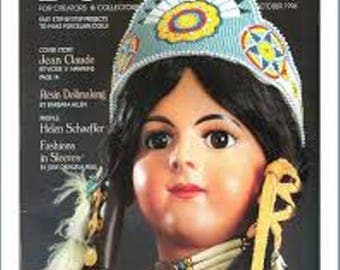 Doll Crafter Magazine, October 1996, Beautiful