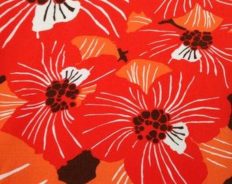 Delicious rare vintage fabric