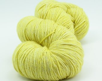 NEW - Boundless Sparkle Fingering - Happy Hour - Limoncello