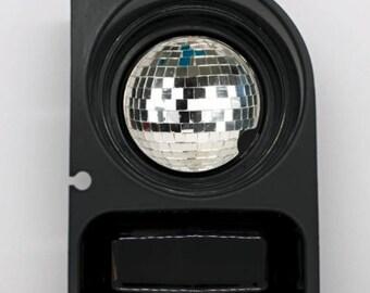 Disco Ball Round Car Cupholder Coaster