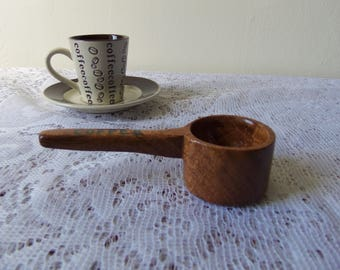 Coffee Scoop A Necessity