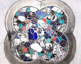 Beautiful mosaic by V. C. Torias