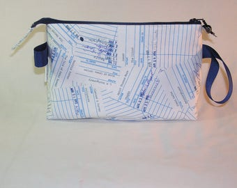 Library Cards on Loan Tall Mia Bag