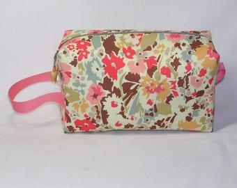 Liberty Garnett Peach Midi Bag