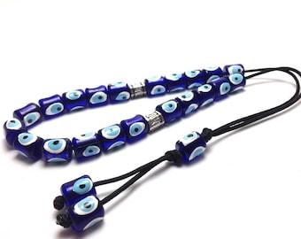 Greek Komboloi - Evil eye beads - Worry beads