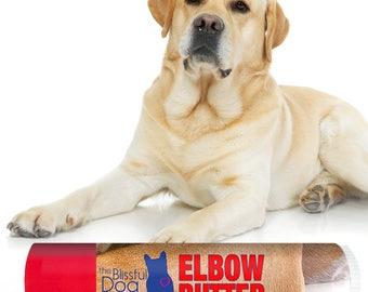 Dog ELBOW BUTTER All Natural Handcrafted in USA Balm for Your Dog's Elbow Calluses Choice of .15 oz Tube or 3-.15 oz Tubes