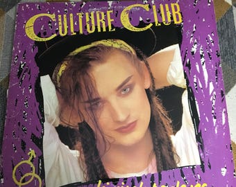 Vintage Culture Club 1982 Kissing To Be Clever Record