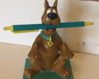 Vintage Scooby Doo Desk Pen Holder