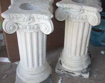 One Cement Concrete Pillar Column Local Pick Up Buffalo, NY
