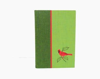 Vintage Song and Garden Birds Book