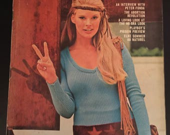 Playboy Magazine - September 1970