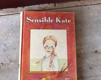 sensible kate by doris gates, december 1969 edition