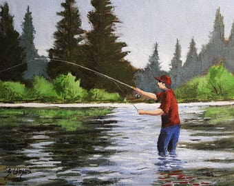 The Fly Fisherman #3
