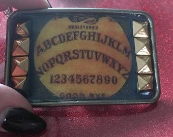 Ouija Belt Buckle