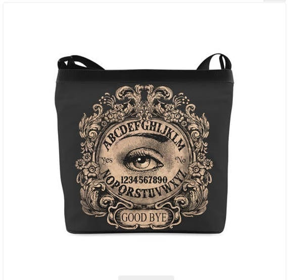 Ouija Mystic Eye Shoulder Sling Bag