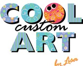 Special Reserved Listing - A custom COOLISART creation made just for you,Linda