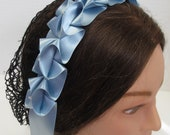 Civil War Hairnet - High Quality Satin Ribbon - Affordable Elegance, Choose Your Net