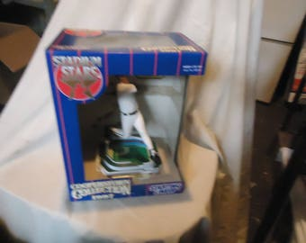 Vintage 1997 Kenner Starting Stadium Stars Starting Lineup Cooperstown Collection Al Kaline Action Figure In Sealed Box, collectable