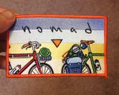Nomad Bike Patch