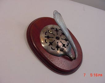 Vintage Serving Spoon Wall Hook  17 - 875