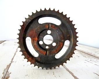 Industrial Iron Gear Wheel