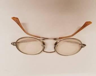 vintage mens wire framed glasses - Wire Framed Glasses