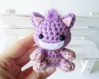 Pastel Cheshire Cat