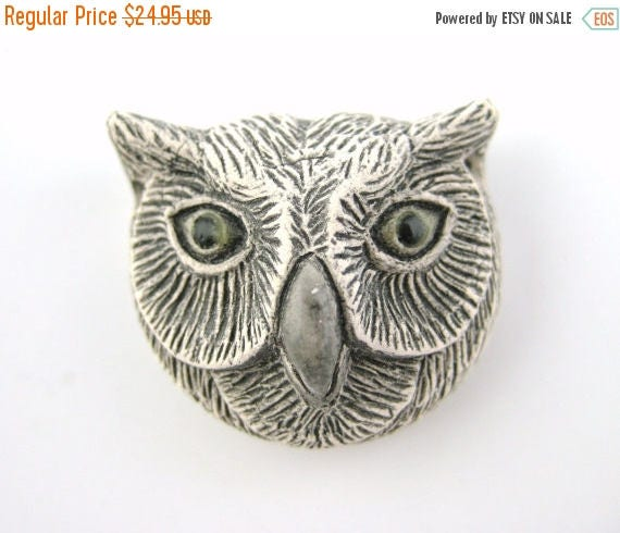 75% OFF - 5pcs White Owl Beads - Pottery Beads - Owl Pendant - Grey Owl Charms - Boho Beads For Women - DIY Jewelry Supply Gift Her E23