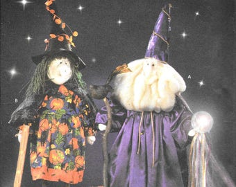 Witch & Wizard Sewing Patterns S5803