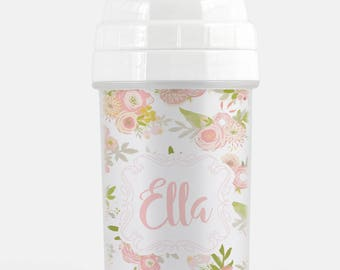 Personalized Sippy Cup-Juice Cups-Personalized Cup-Childrens Sippy Cup-Monograms-Baby Cups-Baby Gifts-Drinking Cups
