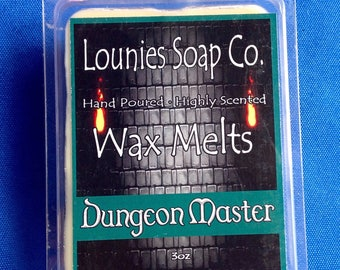 Dungeon Master Wax Melt