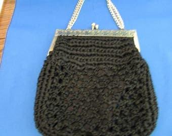 Hand Crocheted Purse