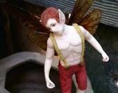 MidDreamers Ooak Male Fairy