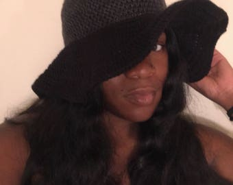 Crochet Sun Hat