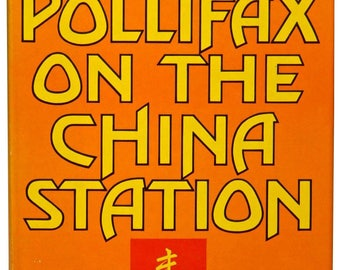 Mrs. Pollifax On The China Station by Dorothy Gilman, Near Mint, First Edition, HB, DJ 1983