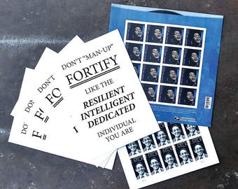 Fortify Postcard Set (10 Cards) — #CivilRightNow