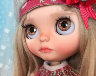 Second payment. Reserved to M- K. Ooak Blythe DANIELA