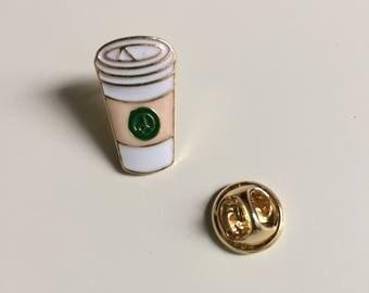 Coffee pin Starbucks