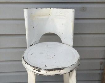 ON SALE Kitchen Stool Vintage Chair