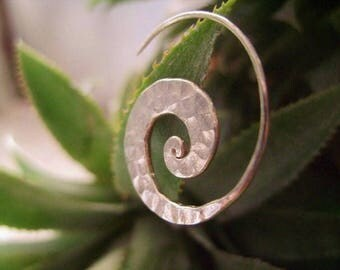 Silver earrings-The Silver One (19)