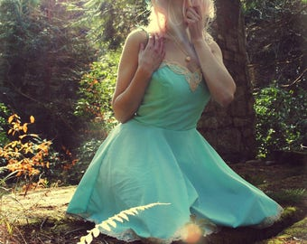 Fairytale Collection - Blue Dress - any size