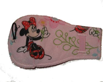 Minnie Mouse - kids eye patches - soft, washable eye patches for children and adults