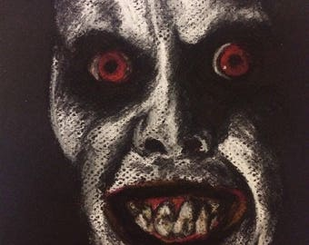 Pazuzu - The Exorcist - PRINT