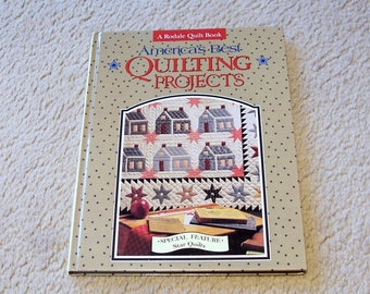 Quilting Book, America's Best Quilting Projects - Rodale Quilt Book