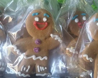 Gingy Gingerbread Cookies - Shrek
