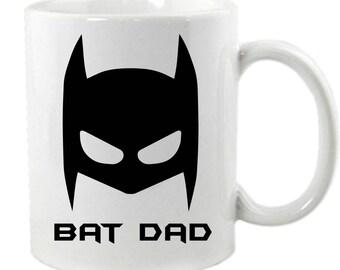 Bat Dad Mug