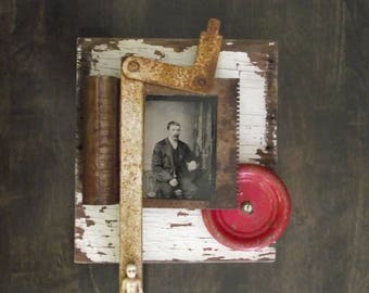 Assemblage - A Man's Work